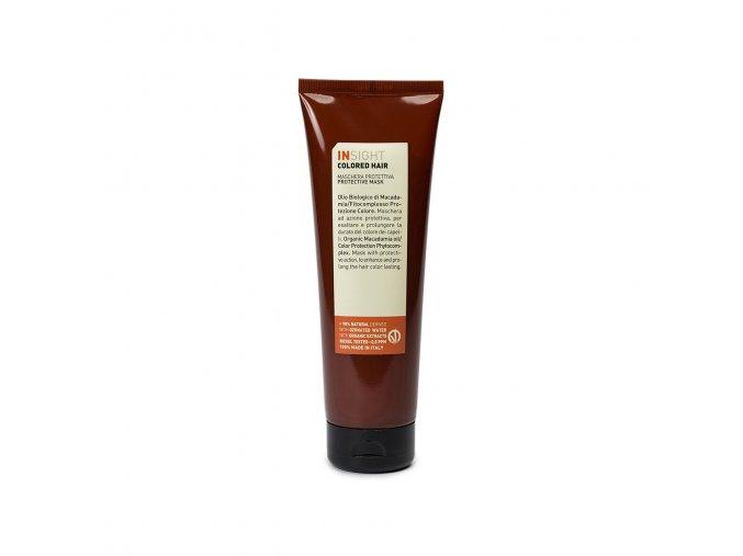 INSIGHT Colored Hair Protective Mask 250 ml - maska pro barvené vlasy