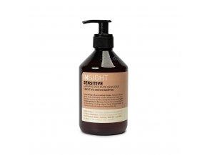 INSIGHT Sensitive Skin Shampoo 400 ml - šampon na vlasy s citlivou pokožkou