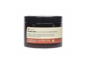 INSIGHT Colored Hair Protective Mask 500 ml - maska pro barvené vlasy
