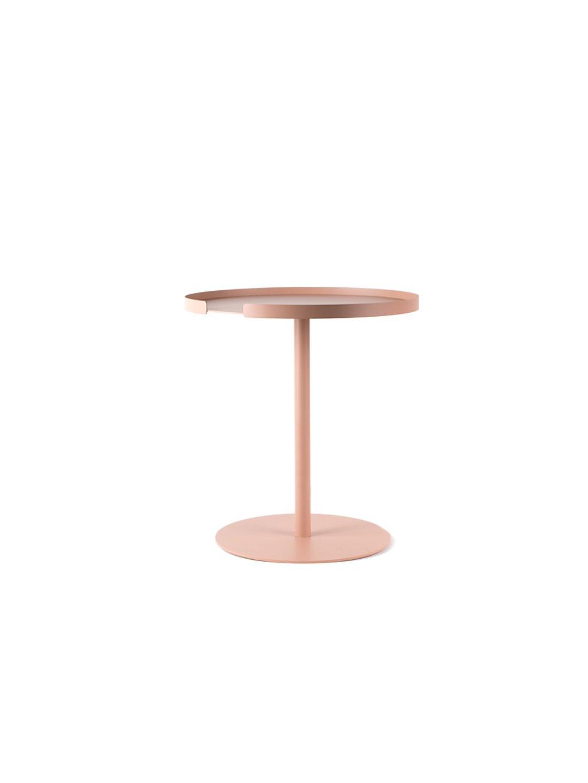 designbite big hug side table blush