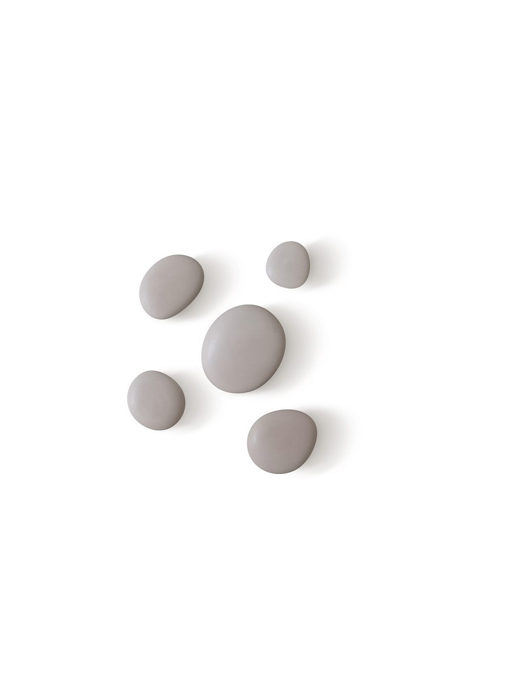 MAOMI I HOOKS I Set of 5 stone grey I free (1)