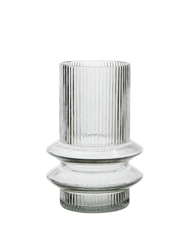 Skleněná váza S