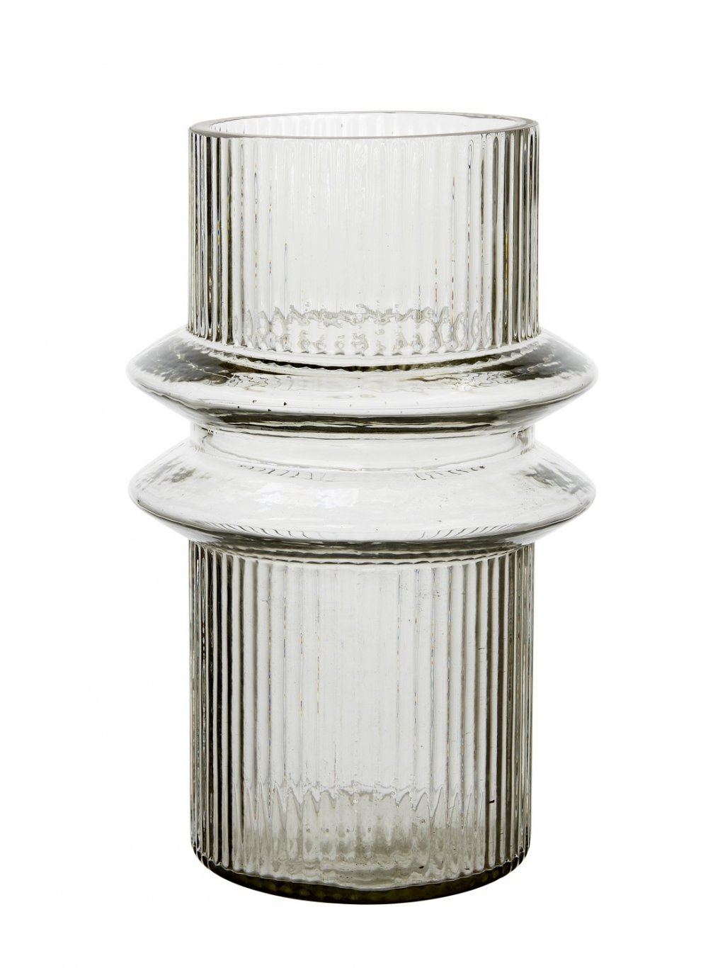 Skleněná váza M