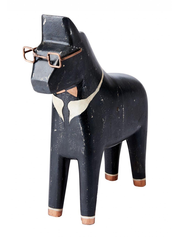Dalarnský kůň velký