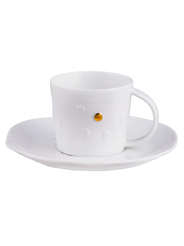 Porcelánový šálek