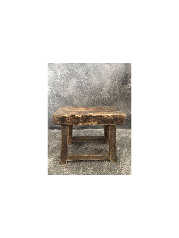 Stolička vintage - mini