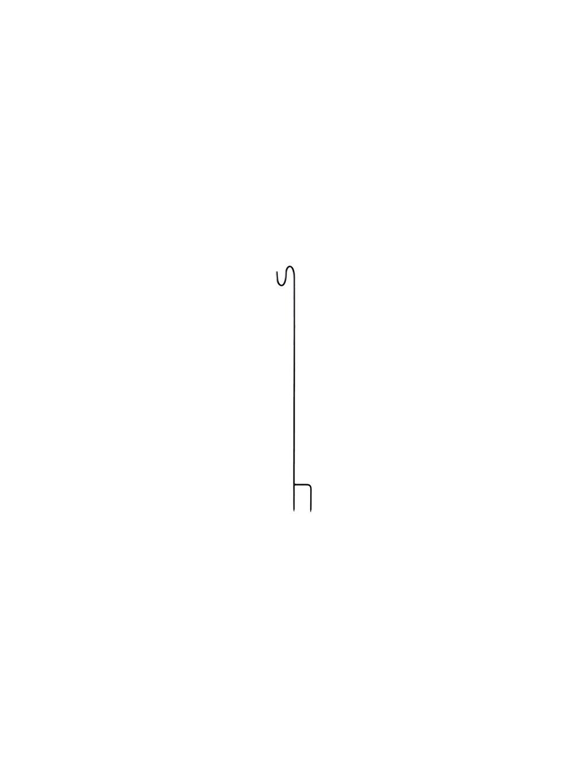 Tyč na lucerny