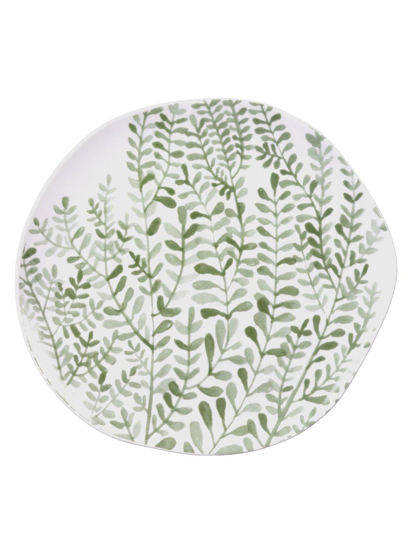 Porcelánová talíř medium I.
