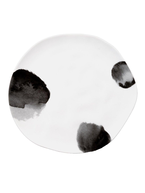 Porcelánová talíř medium III.