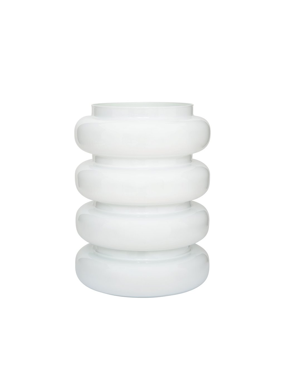 Skleněná váza BULB