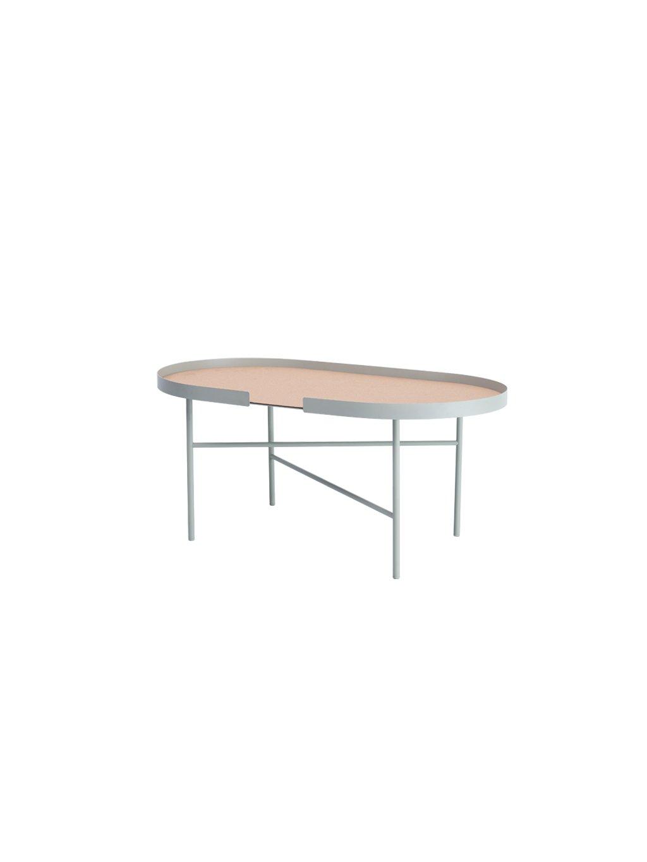 designbite big hug coffee table ovale bone