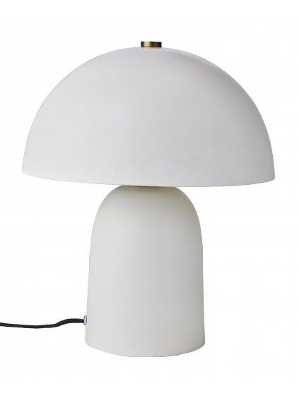 Stolní lampa bílá