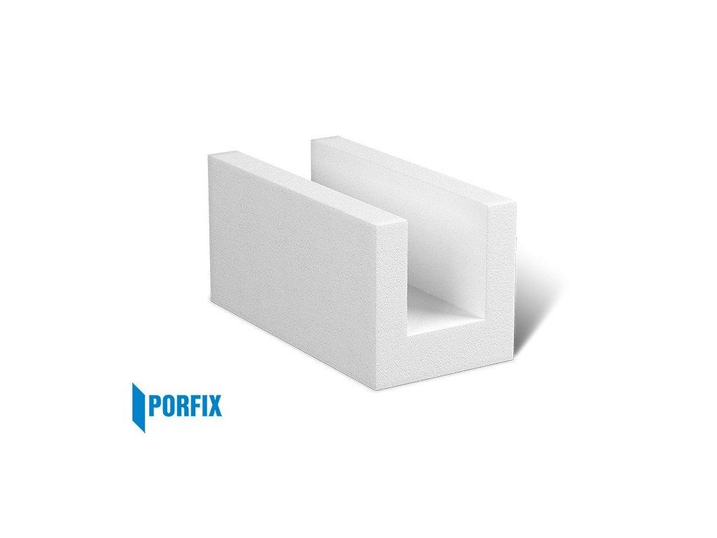 U profil Porfix P3-520