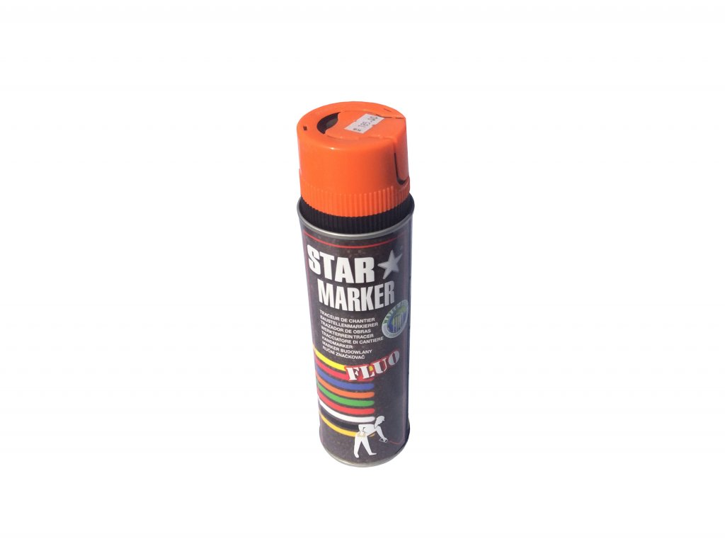 Značkovací sprej Ampere Star Maker Fluo (500 ml)