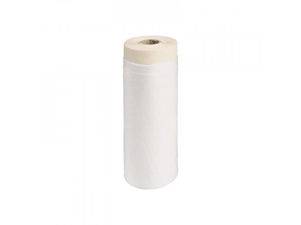 Zakrývací folie s páskou Direct (55 cm / 33 m)