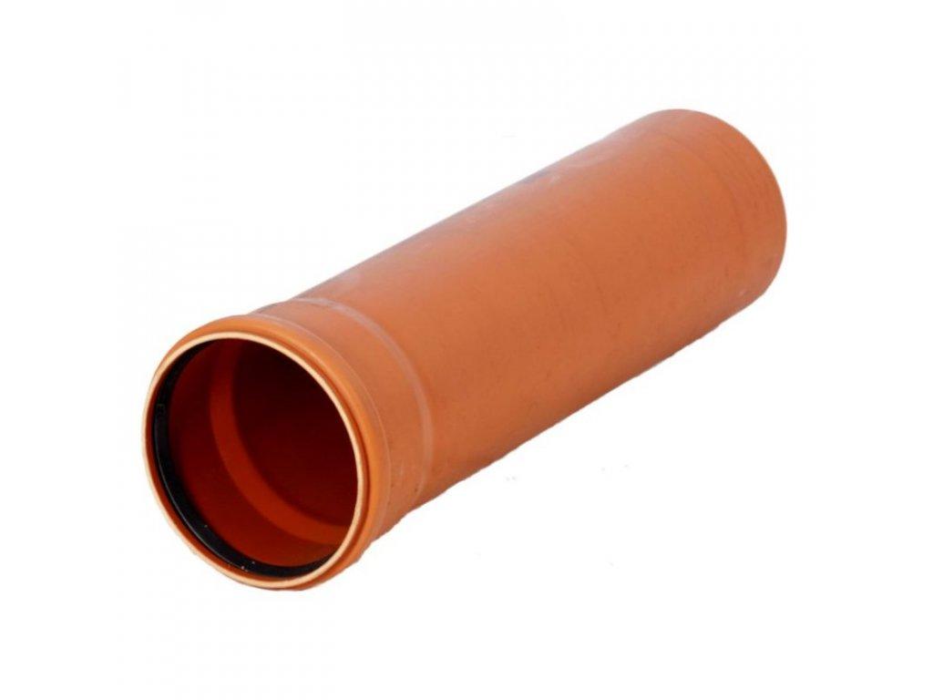 Kanalizační potrubí Osma KGEM (150x3,6 mm)