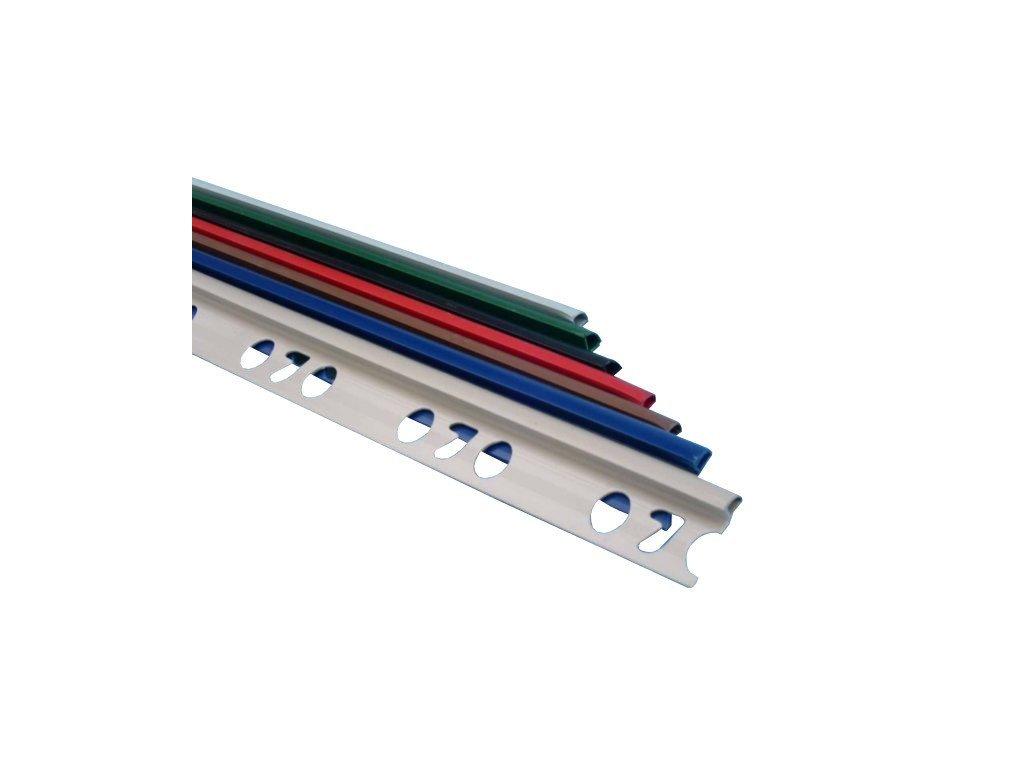 Vnitřní obkladová lišta Robex (6-7 mm/2,5 m)