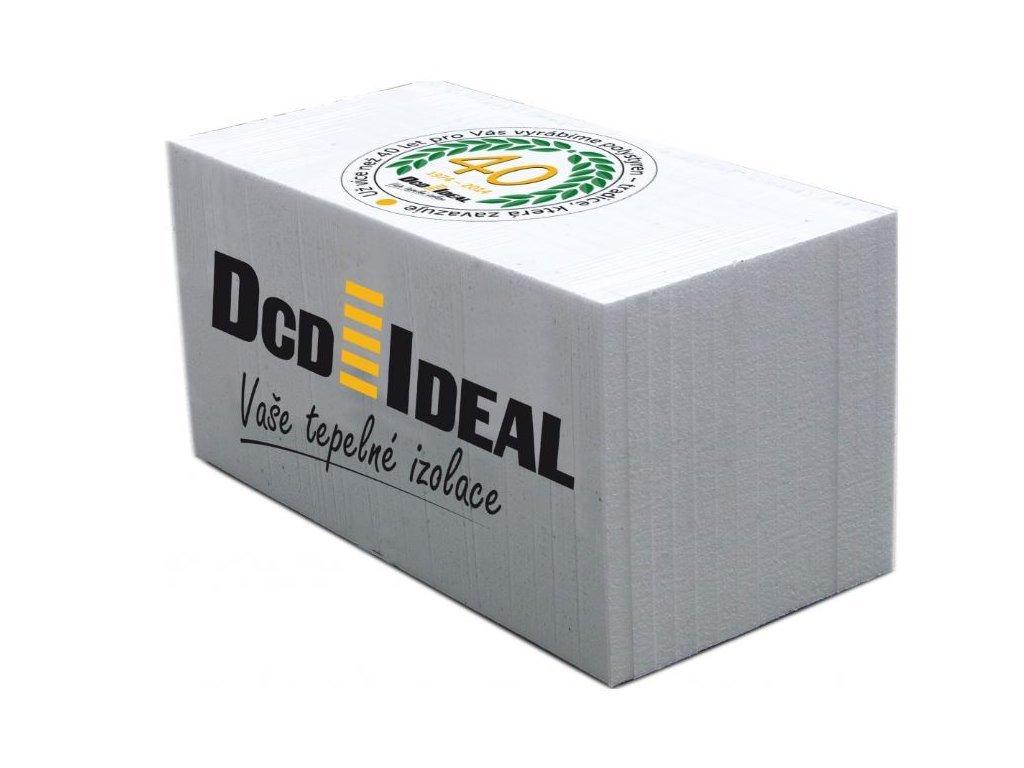 Polystyren DCD Ideal EPS 100S (0,5x1 m)