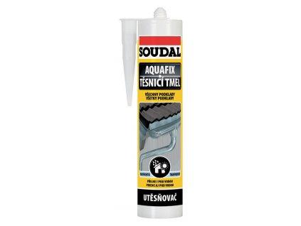 Těsnící tmel Soudal Aquafix (310 ml)