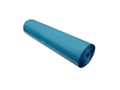 Pytle na odpadky modré (240 l, 5 ks)