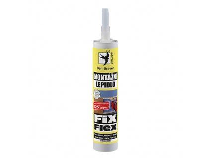 Montážní lepidlo Den Braven Fix Flex (310 ml)