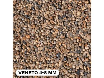 Kamenný koberec Destone Veneto (zrnitost 4-8 mm, 25 kg)
