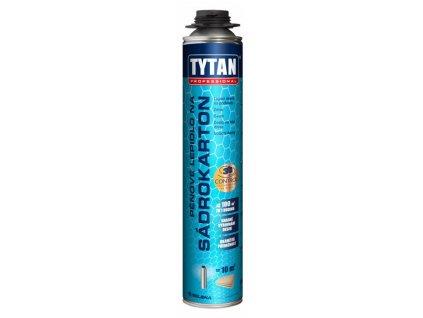 Pěnové lepidlo na sádrokarton Tytan (840 ml)