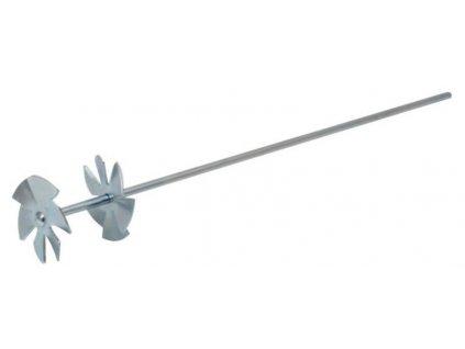 """Pozinkované míchadlo """"vrtule"""" Festa (500 mm)"""