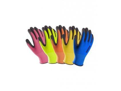 "Ochranné rukavice Ardon ""Petrax Yellow"" (velikost 10)"