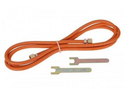 Hadice s koncovkou pro plynové hořáky Festa
