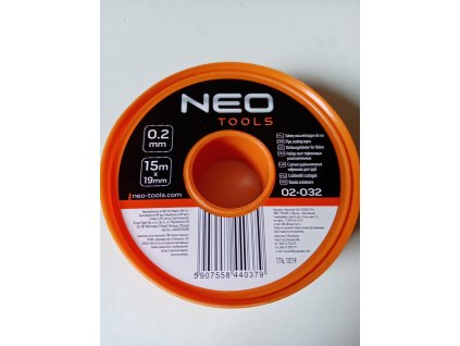 Těsnící páska na trubky Neo