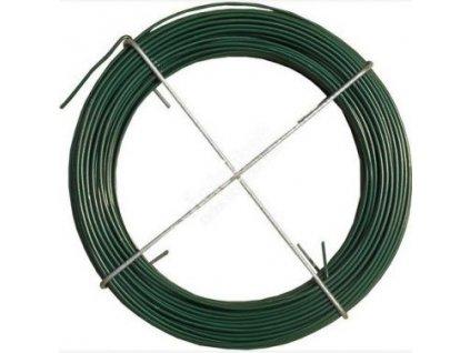 Vázací drát PVC (1,5 mm/30 m)