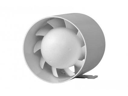 Axiální ventilátor do potrubí Haco AV JET 100 S (100 mm)