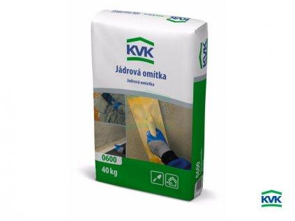 Jádrová omítka KVK 0600 MVC (25 kg)