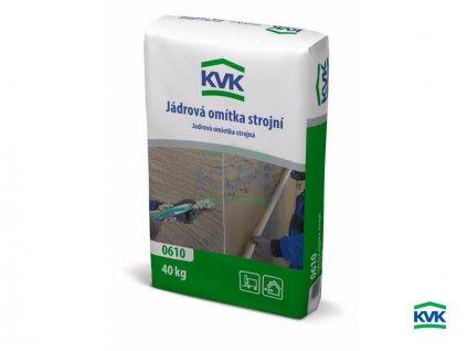 Jádrová strojní omítka KVK 0610 MVC (40 kg)