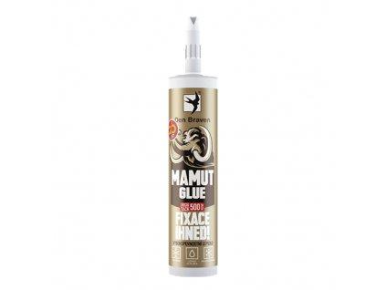 Vysokopevnostní lepidlo Den Braven Mamut Glue High Tack (bílé)