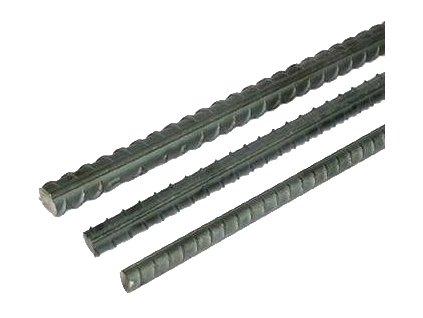 Betonářská žebírková ocel Roxor (délka 6 m)