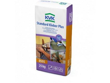 Lepidlo na obklady a dlažbu KVK Standart Kleber Plus 0505 C1T (25 kg)
