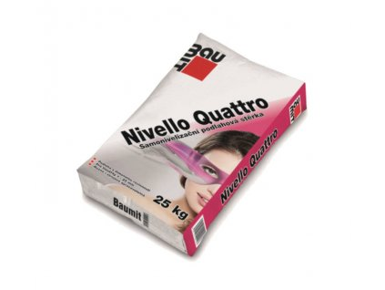 Samonivelační stěrka Baumit Nivello Quattro (25 kg)