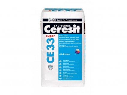 Spárovací hmota na obklady a dlažbu Ceresit CE33 (šedá, 25 kg)