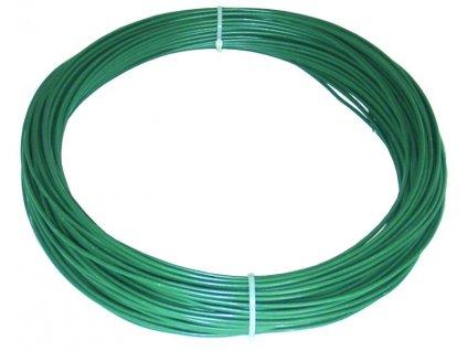 Napínací poplastovaný drát (3,5 mm/26 m)