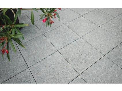 cityflair platte nahaufnahme detail grau