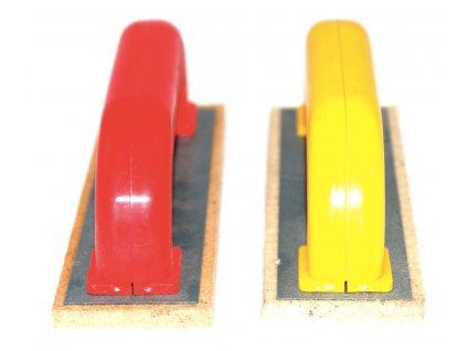Špaletové hladítko s bílou plstí Festa 34445 (190x60x10 mm)