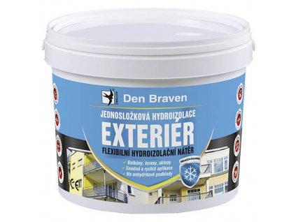 Jednosložková hydroizolace Exteriér Den Braven