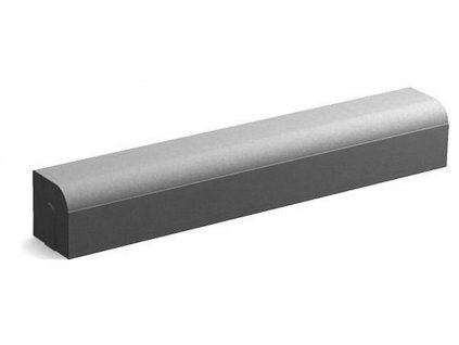 Nájezdový obrubník Best Mono (15x15x100 cm, přírodní)
