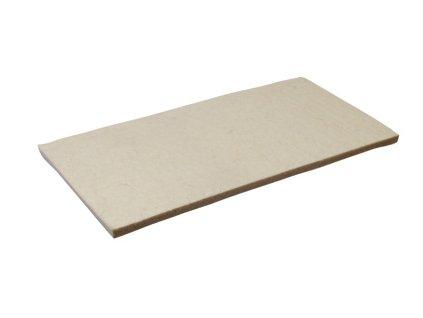 Náhradní bílá plsť Festa 34460 (250x130x10 mm)