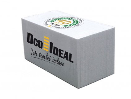 Polystyren DCD Ideal EPS 100S (0,5x1 m)