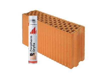 Cihla Wienerberger Porotherm Profi Dryfix 14 (140x249x497 mm)
