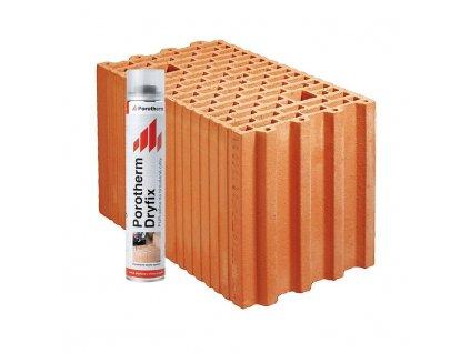 Cihla Wienerberger Porotherm Profi Dryfix 24 (240x249x372 mm)