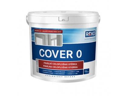 Celeoplošná stěrka Roko Cover O